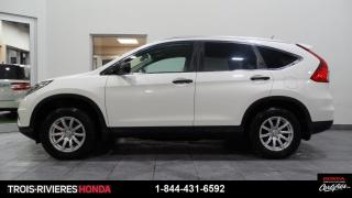 Used 2015 Honda CR-V LX + AWD + SIEGES CHAUFFANTS + GARANTIE for sale in Trois-Rivières, QC