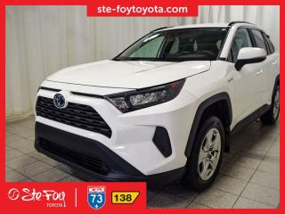 Used 2019 Toyota RAV4 LE Hybrid for sale in Québec, QC