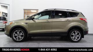 Used 2013 Ford Escape SEL AWD for sale in Trois-Rivières, QC
