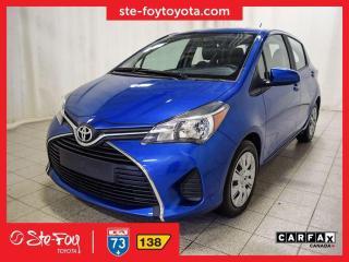 Used 2016 Toyota Yaris LE + Automatique + Air Climatisé for sale in Québec, QC