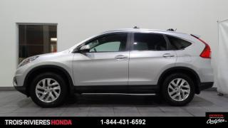 Used 2015 Honda CR-V SE AWD MAGS-DÉMAR SANS CLEFS for sale in Trois-Rivières, QC