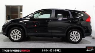 Used 2016 Honda CR-V EX AWD SIÈGES CHAUFFANTS-CAMÉRA DE RECUL for sale in Trois-Rivières, QC