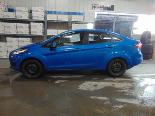 Used 2015 Ford Fiesta for sale in Amos, QC
