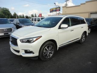 Used 2019 Infiniti QX60 AWD Cuir Nav Toit 7 Pass Tow Pkg for sale in Laval, QC