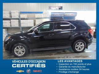 Used 2017 Chevrolet Equinox AWD AWD LS for sale in Amos, QC