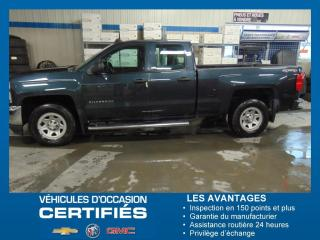 Used 2017 Chevrolet Silverado 1500 4WD Double Cab v8 5.3l for sale in Amos, QC
