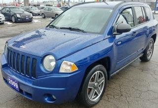 Used 2009 Jeep Compass Rocky Mountain for sale in Hamilton, ON