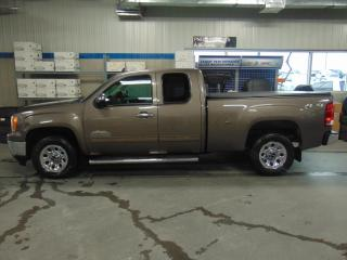 Used 2013 GMC Sierra 1500 Regular Cab for sale in Amos, QC
