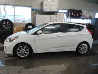 Used 2013 Hyundai Accent GLS for sale in Amos, QC