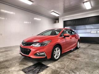 Used 2017 Chevrolet Cruze UNKNOWN for sale in La Sarre, QC