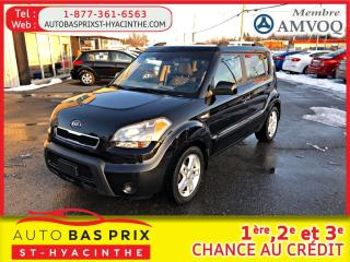 Used 2011 Kia Soul 2u/4u/retro 4u/burner 4u/4u sx/luxury for sale in St-Hyacinthe, QC