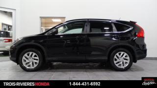 Used 2015 Honda CR-V EX AWD SIÈGES CHAUFFANTS + ÉLECTRIQUE-TO for sale in Trois-Rivières, QC