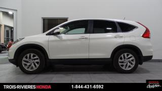 Used 2016 Honda CR-V EX-L AWD-CUIR-TOIT OUVRANT-SIÈGES CHAUFF for sale in Trois-Rivières, QC