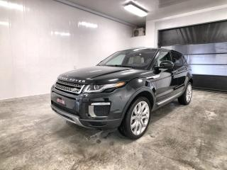 Used 2016 Land Rover Evoque HSE for sale in La Sarre, QC