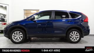 Used 2016 Honda CR-V SE AWD BAS KILO-BLUETOOTH-SIÈGES CHAUFFA for sale in Trois-Rivières, QC