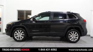 Used 2016 Jeep Cherokee Ltd Awd for sale in Trois-Rivières, QC