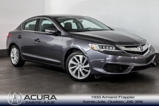 Used 2017 Acura ILX Premium Pkg   Acura Certifiée for sale in Ste-Julie, QC
