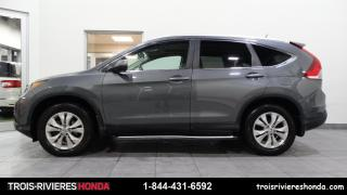Used 2013 Honda CR-V EX + AWD + CAMERA + MAGS !!! for sale in Trois-Rivières, QC