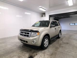 Used 2011 Ford Escape Escape XLT for sale in La Sarre, QC