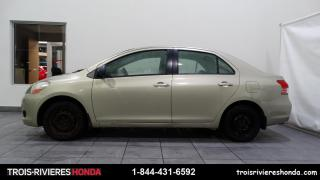 Used 2008 Toyota Yaris BASE for sale in Trois-Rivières, QC