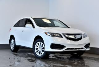 Used 2016 Acura RDX Tech Pkg  Acura Certifiée for sale in Ste-Julie, QC