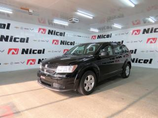 Used 2014 Dodge Journey CANADA VALUE PKG Vitres electriques - Regulateur de vitesses - Climatisation - Bouton poussoir for sale in La Sarre, QC