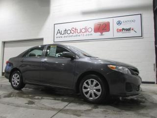 Used 2013 Toyota Corolla LE **AUTO**SIEGES CHAUFFANTS**CRUISE** for sale in Mirabel, QC