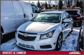 Used 2011 Chevrolet Cruze LTZ Turbo w/1SA for sale in Ile-des-Soeurs, QC