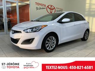 Used 2013 Hyundai Elantra GT * air * 48 000 km * GR ÉLEC * for sale in Mirabel, QC