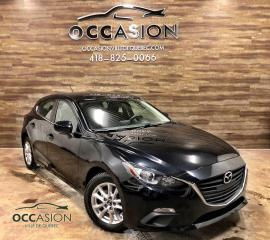 Used 2015 Mazda MAZDA3 SPORT GS AUTOMATIQUE 66650KM for sale in Ste-Brigitte-de-Laval, QC