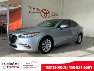Used 2017 Mazda MAZDA3 * 49 000 KM * PORTES /VITRES ÉLEC * for sale in Mirabel, QC