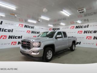 Used 2017 GMC Sierra 1500 SLE for sale in La Sarre, QC