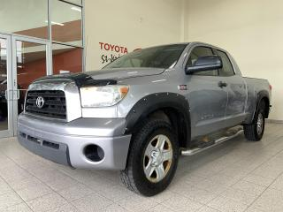 Used 2008 Toyota Tundra * 5.7L * 4X4 * SR5 * for sale in Mirabel, QC