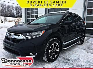 Used 2019 Honda CR-V TOURING *GARANTIE 7 ANS/ 130 000KM* for sale in Donnacona, QC