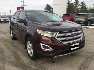Used 2018 Ford Edge SEL | AWD | Panoramic Roof for sale in Harriston, ON