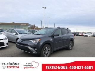 Used 2016 Toyota RAV4 * AWD * XLE * TOIT * HYBRIDE * 35 000 KM * for sale in Mirabel, QC