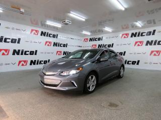 Used 2018 Chevrolet Volt LT Bluetooth - Apple CarPlay/AndroidAuto - Volant et sieges chauffants for sale in La Sarre, QC