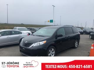 Used 2015 Toyota Sienna * LE 8 Passenger* CAMÉRA * MAGS * for sale in Mirabel, QC