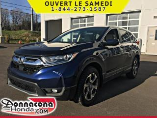 Used 2017 Honda CR-V EX-L AWD *GARANTIE GLOBALE 09/2023* for sale in Donnacona, QC