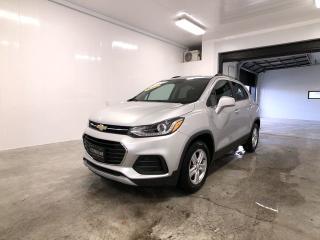 Used 2018 Chevrolet Trax LT Bluetooth, Apple CarPlay et AndroidAuto, regulateur de vitesses, camera de recul... for sale in La Sarre, QC
