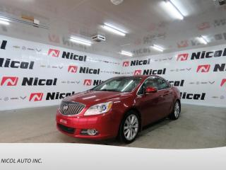 Used 2014 Buick Verano Convenience 1 for sale in La Sarre, QC