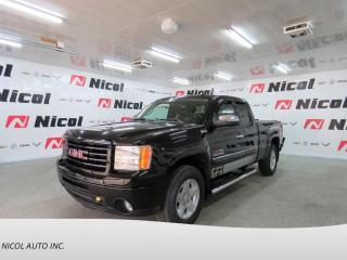 Used 2012 GMC Sierra 1500 SLT for sale in La Sarre, QC