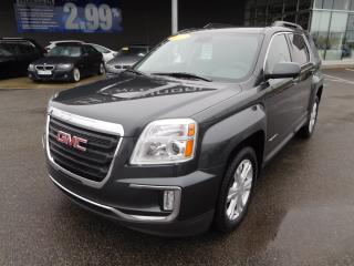 Used 2017 GMC Terrain SLE-2,MAGS,BANC CHAUFFANTS,CRUISE,BLUETOOTH, A/C for sale in Mirabel, QC