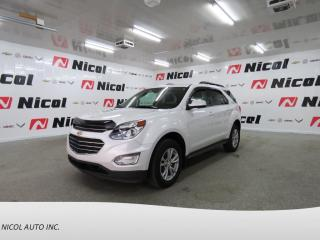 Used 2017 Chevrolet Equinox LT AWD for sale in La Sarre, QC