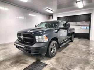 Used 2016 RAM 1500 TRADESMAN for sale in La Sarre, QC