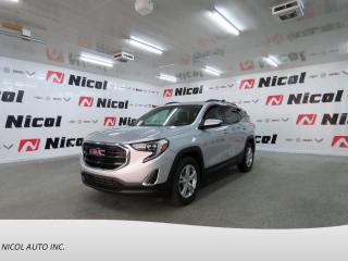 Used 2018 GMC Terrain SLE for sale in La Sarre, QC