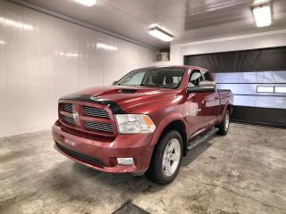 Used 2012 RAM 1500 SPORT for sale in La Sarre, QC