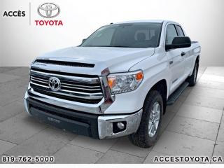 Used 2016 Toyota Tundra RARE for sale in Rouyn-Noranda, QC