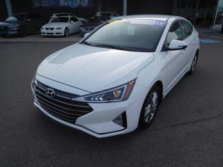 Used 2019 Hyundai Elantra Preferred,MAGS,CAMERA,CRUISE,BLUETOOTH,A/C for sale in Mirabel, QC