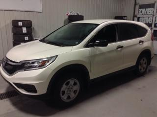 Used 2015 Honda CR-V LX 2WD for sale in Gatineau, QC